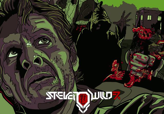 Steven Wild Artwork